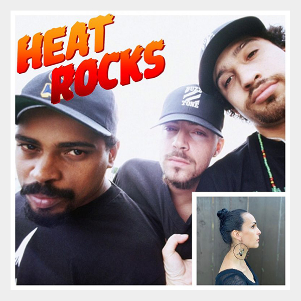 Heat Rocks episode 139 with Oliver Wang and Morgan Rhodes